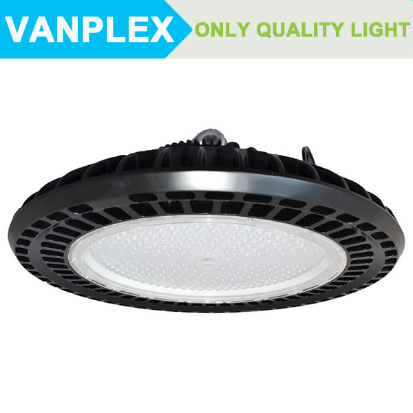 Vanplex outdoor IP65 waterproof 150w led ufo high bay light