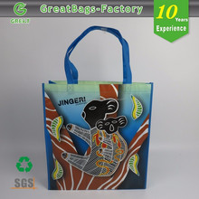 Promo Laminated fancy shopping bags