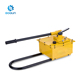 P464 700 Bar High Pressure Enperac Two Speed Manual Hydraulic Hand Pump for Double Acting Oil Cylinder