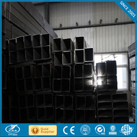iron square tube high quality pre galvanized steel tube din2448 hot dip gi rectangular hollow section