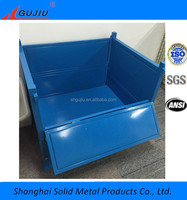 chinese manufacture warehouse storage cage bulk container