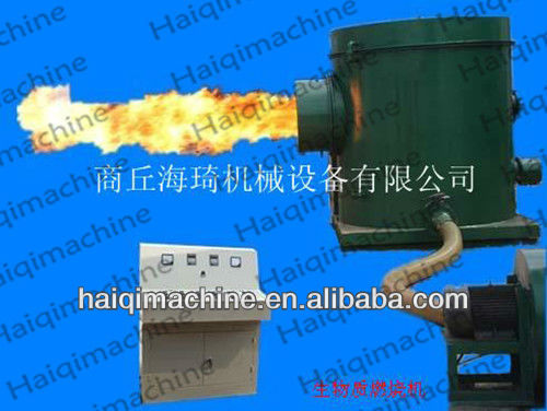 woodchips biomass burner for drying system