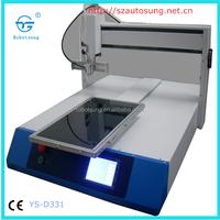 China Made automatic epoxy resin glue dispenser