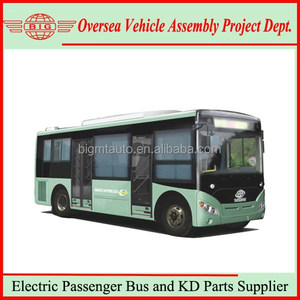 24 Seats Small Electric Travel Bus Not Used Hiace Bus for Sale