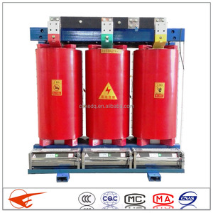 SCB10-30 resin insulation epoxy resin dry-type power transformer 2500KVA price