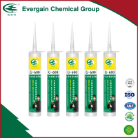 Evergain G-600 Plate Glass Special One-component Acidity Silicone Sealant
