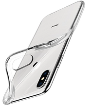 Transparent Clear TPU Case for iphone X Silicone phone cover 5.8 inch for Iphone 8