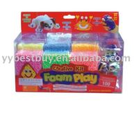 diy toy play foam for kids art&craft toy