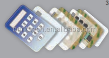 3M Membrane Switch Spacer 7956MP With 200MP Clear Adhesive , 2mil ,Easily die-cutable