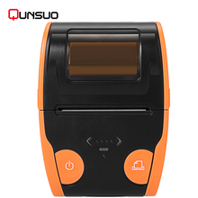 Android bluetooth programmable thermal printer