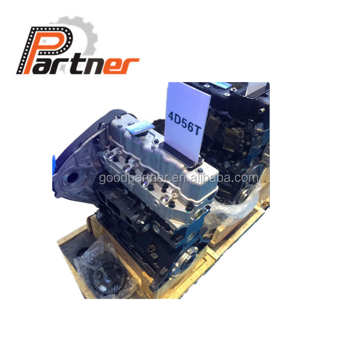 L200 2.5L 4D56T Turbo Charged Diesel Engine for Mitsubishi Pajero 4D56 Engine 1996-2007