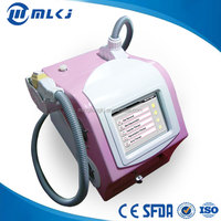 CE approved portable hair removal ipl skin rejuvenation machine home with big discount