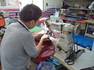 High Position Sewing