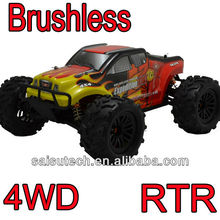 electric Off-road RC Monster Truck 4x4 rc cars