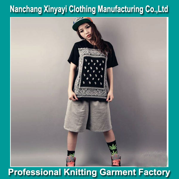 cool hip pop women t shirts Design Clothes women's Clothing Wholesale direct from manufacturer clothing