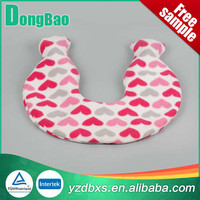 white and red and blue with heartsshape luxury target hot water bottle with fleece cover in U-sets