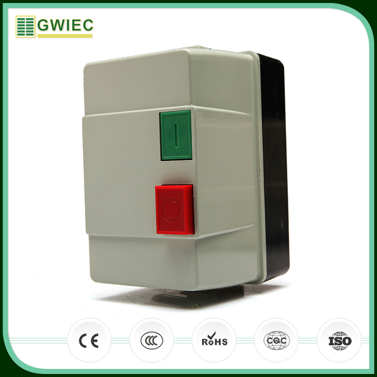 GWIEC Hot Sale LE1(QCX2) AC Contactor Magnetic Starter Wireless Remote Motor Starter
