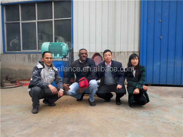 2017 hot charcoal briquette press machine