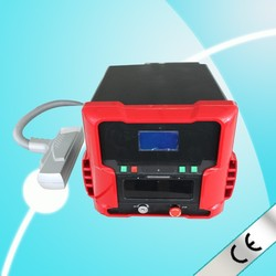 2015 Newest ! Q switch tattoo removal nd yag laser machine / high power laser