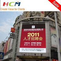 Full color xxx video P10 outdoor led advertising screen