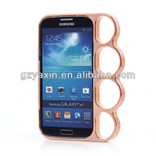 New Popular PC hard case Galaxy S4 Finger case,Pc silicone case for samsung galaxy s4 i9500