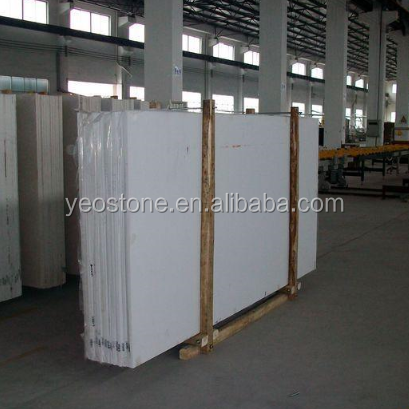 acrylic solid surface quartz stone slabs countertop