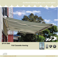 Full cassette used awnings for sale