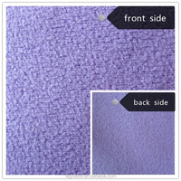 100 polyester anti pill polar fleece fabric for sale