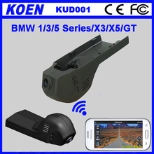 NT96658 Sony 322 WDR Night Vision 1080P Wifi DVR Hidden Car Dashbord Camera For bmw X5