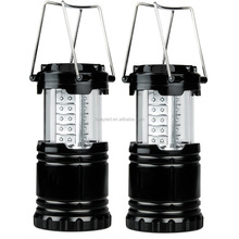 30 Leds Solar Charge Camping Light Emergency Searching Lamp Working Portable Led Lantern