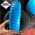 250mm pu foam tyre lawn mower wheels
