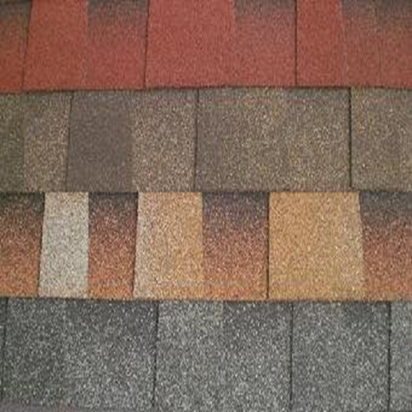Low price good manufactures fiberglass asphalt roofing shingle