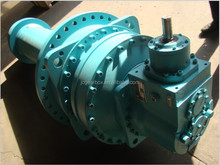 Planetary reduction gearbox