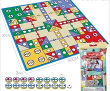 Parent-child Children Play Mat Baby Crawling Mat Table Games Large Flying Chess Floor Mat
