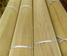 2015new product high quality professional copper fabric cloth/ copper wire mesh/6*6 brass wire mesh