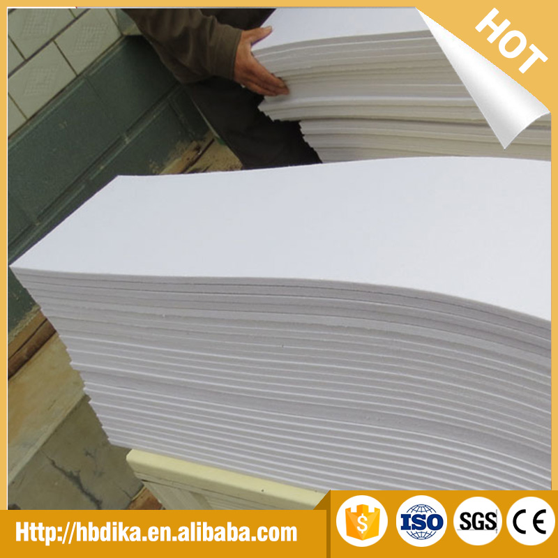 Needle punched polyester 10mm thick industrial felt for steel factory