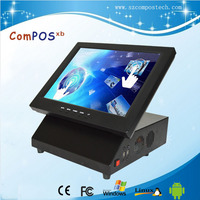 newest ordering touch screen pos terminal for restaurant, KFC