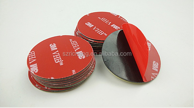 3M VHB adhesive tape 5952 double sided acrylic foam Tape Acrylic tape 5952 black color die cut any size