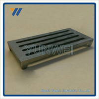 Customized Precision High Quality Grey Iron Hinged Gully Grate