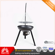 Exceptional Quality Russian Tripod Bbq Grill