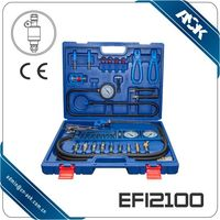 Fuel System Analyzer for fuel pressure test