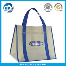 China promotional eco-friendly reuseable shopping bag for supermarket