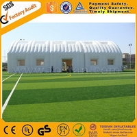 New design giant inflatable tent with led light for party F4049