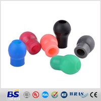 Cheap and top quality silicone rubber tip cap