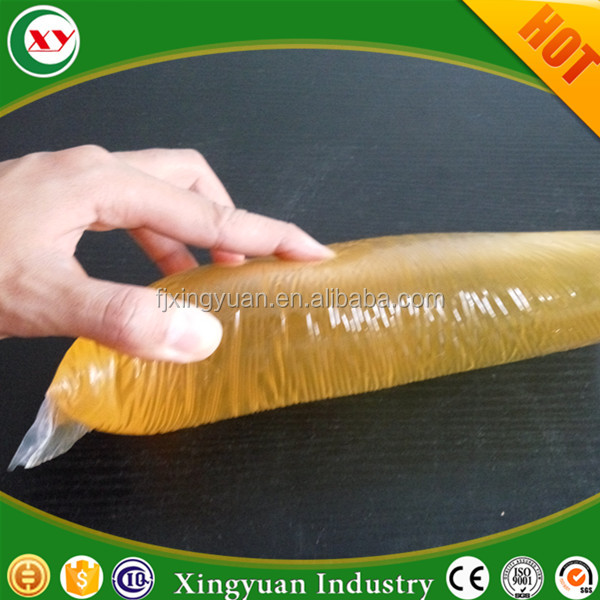 Wholesale nice quality Baby Diaper and Napkin Hot Melt Silicone Adhesive Glue