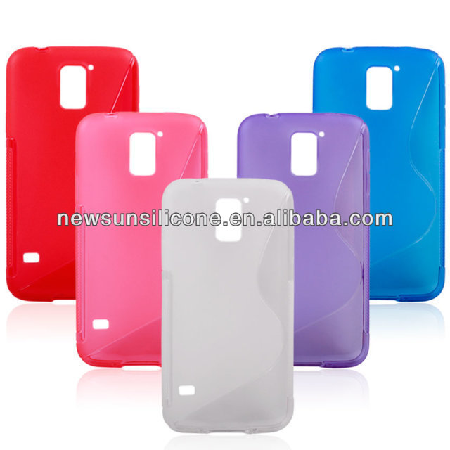 Manafacturer S Line TPU Case for Samsung Galaxy S5