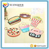 PU Leather Food Zipper Hamburg Pizza Coke Coin Wallet for kids
