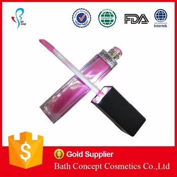 Lipstick manufacturers high quality waterproof lip gloss