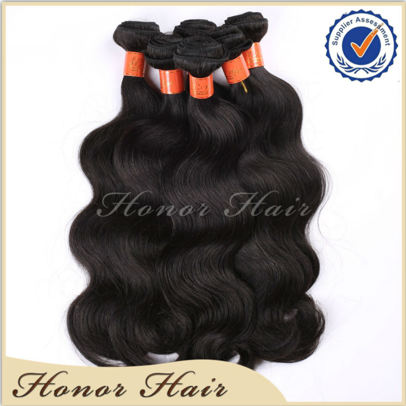 Beauty Max 5A Grade Brands Body Wave Weave Virgin Peruvian Remy 100 Human Hair