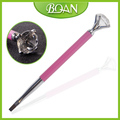 2017 BQAN New Big Diamond Nail Art Polish Brush Imported Nylon Gel Brush